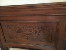 Antique Italian twin bed - REDUCED in Ramstein, Germany