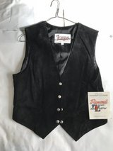 Size 16 ladies Leather Vest in Alamogordo, New Mexico