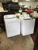 2 washers and dryers in Beaufort, South Carolina