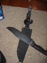 LARGE Ka Bar Style Knife and Sheath in Oceanside, California