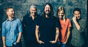 Foo Fighters Tickets in the Suite in Fort Campbell, Kentucky
