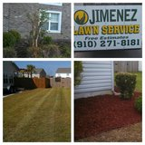Jimenez lawn service in Camp Lejeune, North Carolina