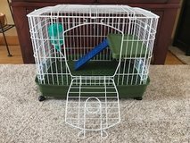 Small Critter Cage and Miscellaneous supplies in Sandwich, Illinois
