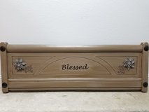 Blessed- wall hanging in Kingwood, Texas