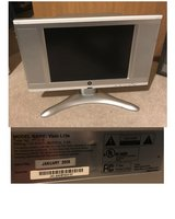 "Vizio flat screen 13"" television-reduced! in Wheaton, Illinois"