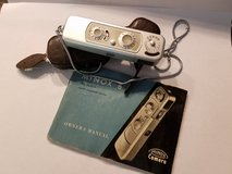 Minox-B-Miniature-Antique-Spy-Camera with manual and case in Lake of the Ozarks, Missouri