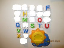 Leap Frog Fridge Phonics Sun Base Replacement Letters in Bolingbrook, Illinois