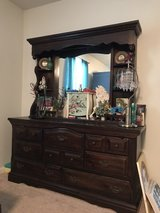 Dresser and Vanity Hutch in Beaufort, South Carolina