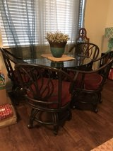 Dining Table set in Beaufort, South Carolina
