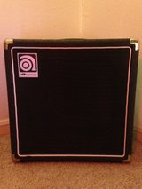 Ampeg BA-108 Bass Practice Amp - Like New! in Bellaire, Texas