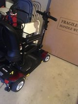 Electric wheel chair in Naperville, Illinois