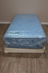 Double pillow top Twin Mattress in Spring, Texas