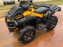 2015 Can-Am Outlander 650 X mr   ((SALE OR TRADE)) in Leesville, Louisiana