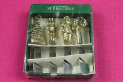 Christmas Spreaders set of 4 in Kingwood, Texas