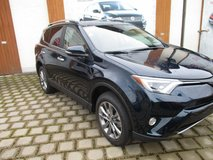 2018 TOYOTA RAV4 LIMITED AWD. in Hohenfels, Germany