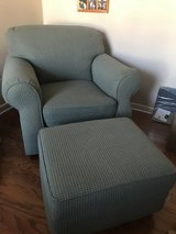 Lazy boy chair and ottoman in Fort Lee, Virginia