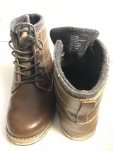Boys brown boots in Glendale Heights, Illinois