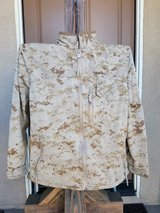 Medium Combat Desert Jacket in Camp Pendleton, California
