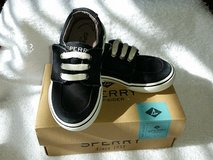 Sperry Ollie Jr Canvas Shoes - Boys Toddler size 7 in Kingwood, Texas