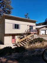 Beautiful house  with detachable 2 car garage in Cloudcroft  and walking distance to schools in Alamogordo, New Mexico