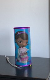 Disney Doc McStuffins Light Up Table Lamp in Fort Leonard Wood, Missouri