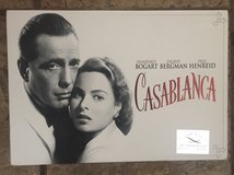 Casablanca 70th Anniversary Number Edition 11929 of 81000 in Alamogordo, New Mexico