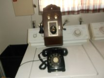 VINTAGE 8 TRANSISTOR RADIO & 1950's TELEPHONE in Yucca Valley, California