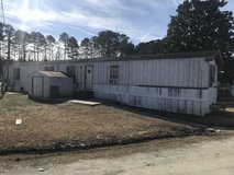 Fixer Upper Mobile Home for Sale!!!(Possible Owner Finanacing) in Camp Lejeune, North Carolina