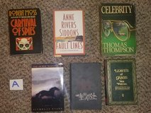 collection of over 50 this and that books - mostly hard covers in Tomball, Texas