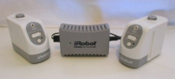 iRobot Battery Charger and 2  virtual walls in Alamogordo, New Mexico
