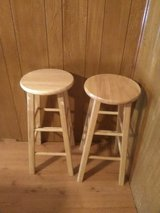 barstools in Coldspring, Texas