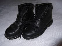 WORK BOOTS, LEATHER    SLIP RESISTANT in Cherry Point, North Carolina