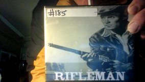 "LIKE NEW VINTAGE DVD SET OF ""THE RIFLEMAN"", ALL 5 SEASONS, 168 SHOWS in Fort Leonard Wood, Missouri"