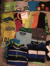 Boy clothes size 7,8, m , l in Tinley Park, Illinois