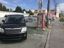 2002 Toyota Noah - Daily Deal - 8 Passenger Family Van - Few Scratches/Dents - Compare in Okinawa, Japan