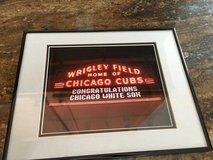 Chicago White Sox framed picture from Bob Horsch Gallery in Naperville, Illinois