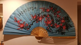 Decorative Fan in Okinawa, Japan