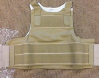 Low viz plate carrier in Camp Pendleton, California