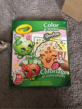 Shopkins color pages in Okinawa, Japan