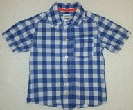 Carter's Boys Checkered Shirt - Toddler in Kingwood, Texas