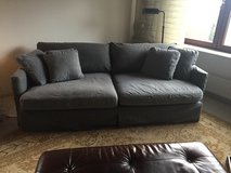 Crate & Barrel Lounge Sofa in Stuttgart, GE