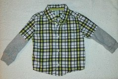 Carter's Boys Longsleeve Button-down Shirt - Toddler in Kingwood, Texas
