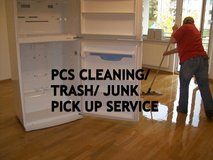 PCS CLEANING&TRASH REMOVAL&PAINTING AND MORE in Ramstein, Germany