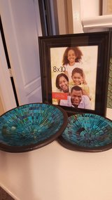 Decorative Bowls & Picture Frame in Fairfax, Virginia