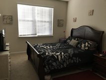 Queen Size Bed in Summerville, South Carolina