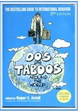 Do's and Taboos Around the World (paperback) in Kingwood, Texas