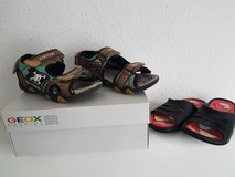 Geox sandals Size 12 and Flip Flops Size 12 in Ramstein, Germany