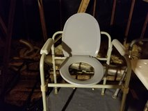 Handicap Toilet Chair in Kingwood, Texas