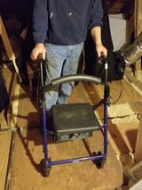 Rolling Walker with Seat in Houston, Texas