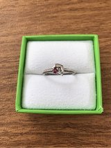 Dolphin Rhodolite Ring Size 8 in Sugar Grove, Illinois